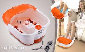 Máy ngâm chân massage nào tốt: Top máy ngâm chân thải độc