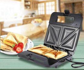 Top 4 Máy kẹp bánh mì sandwich tốt nhất: Philips, Delonghi, Tefal, Tiross