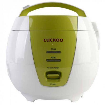 Nồi cơm điện Cuckoo CR-0661 Hàn Quốc