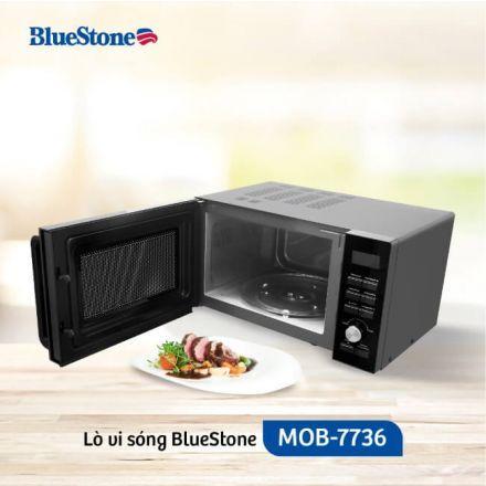Lò vi sóng điện tử 23L có nướng Bluestone MOB-7736