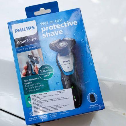Máy cạo râu Philips S5070 AquaTouch - Hàng chính hãng
