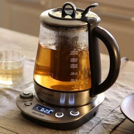 noi chung yen Hurom Tea Master TM-P02FSS