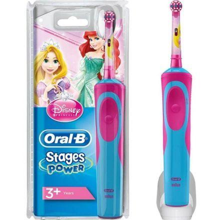 Bàn chải đánh răng điện cho bé Oral-B Vitality Princess