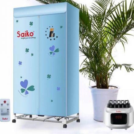 Tủ sấy quần áo Saiko CD-1500 điều khiển từ xa