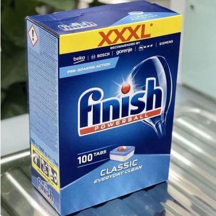 Viên rửa bát Finish classic 100 Tabs