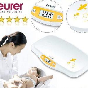 Beurer BY80 - Cân sức khỏe loại nào tốt nhất