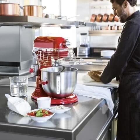 Máy trộn bột loại nào tốt nhất: Kitchenaid, Bosch, Ariete, Unie?