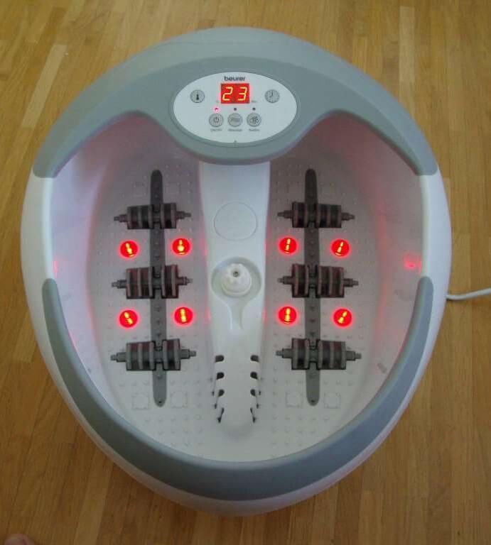 Bồn ngâm chân massage Beurer FB50 của Đức