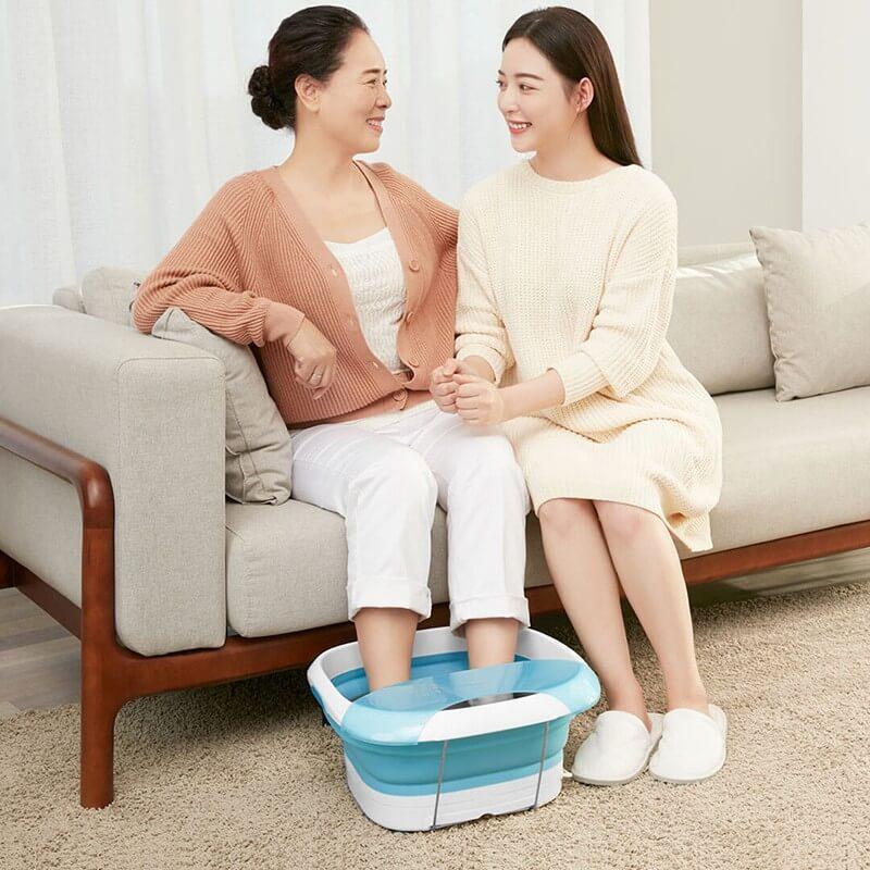 Bồn ngâm chân massage Xiaomi giá rẻ