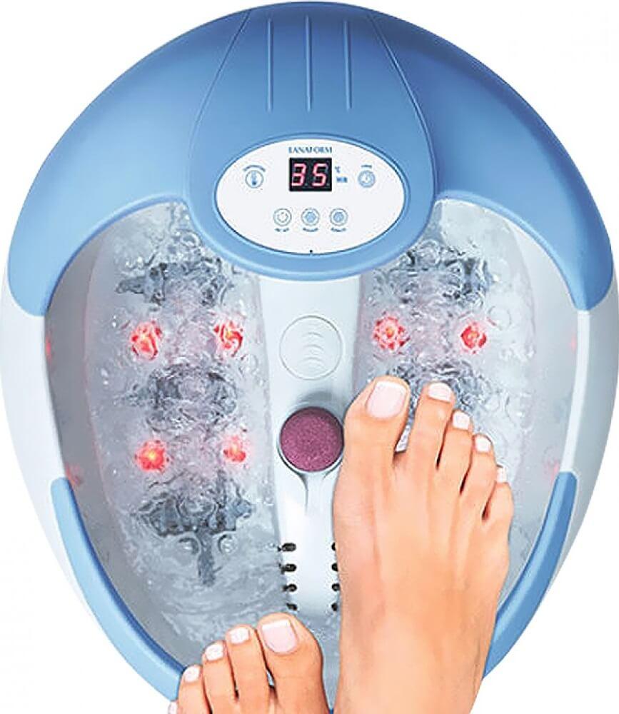 Bồn ngâm chân massage hồng ngoại