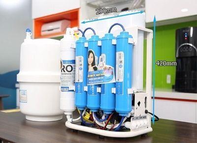 Máy lọc nước Karofi Slim S-s038 8 cấp lọc - Hàng chính hãng