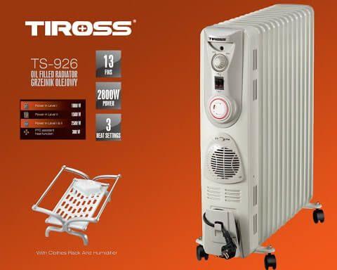 may suoi dau Tiross TS926