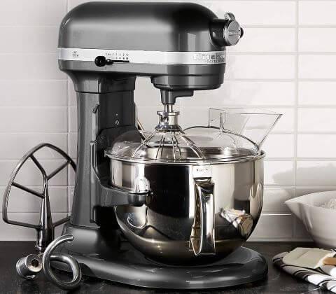 may tron bot Kitchenaid Professional 600